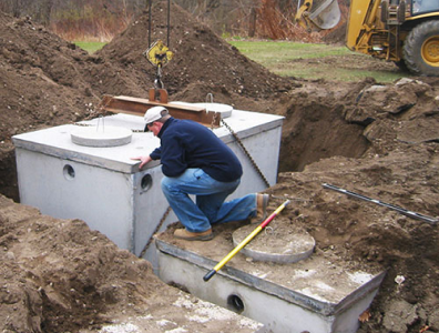 Septic services in birmingham local plumbing pros in for Septic tank plumbing problems